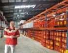 TOTAL Opens News Lubricants Warehouse