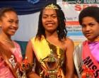 Amelia Wins Charity Crown