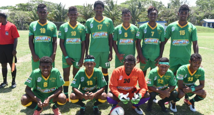 Tactical Change Lifts Nadi Muslim