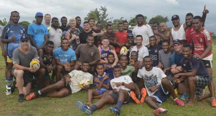 Suva Warriors in Semifinals
