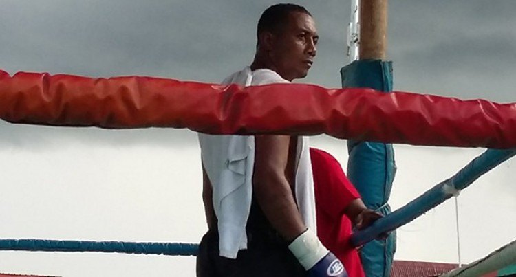 Lautoka slugger ready for big fight