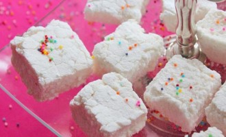 Try Chand's Suji Marshmallow Recipe
