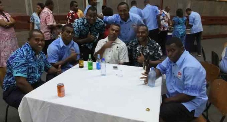 Suva Players Rewarded For Big Effort