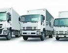 Isuzu Launches 2016 F-Series Truck Range