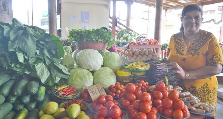 Mother Sells Vegies For Education