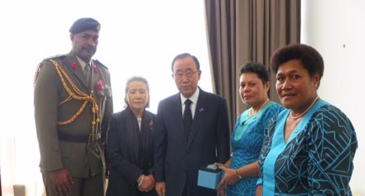 Fiji Participates At UN Memorial Service In  New York