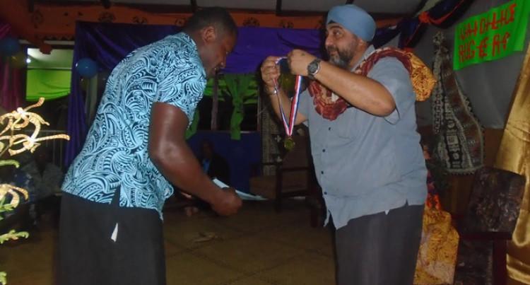 Leiloma Gets Waidalice Top Award