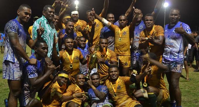 Taliga Stars In Wardens Win