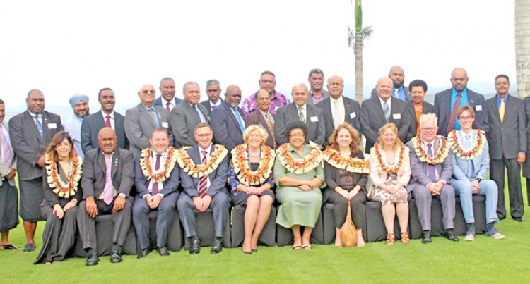 Uk-Fiji Parliamentarians Workshop Vital To All