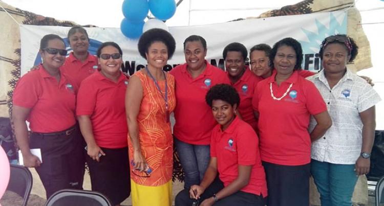 Fiji WIMA Develops Work Plan