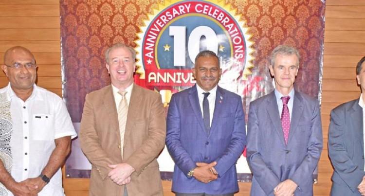 Total Celebrates 10 Years in Fiji