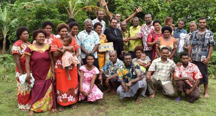 Lekutulevu Villagers' Prayer Answered