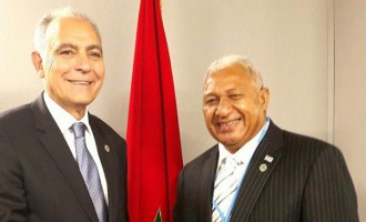 PM Bainimarama Accepts Presidency Of COP-23, Renews Call To Trump