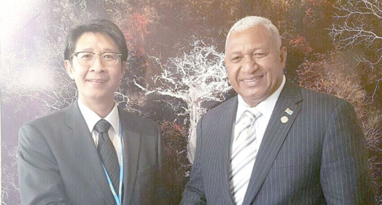 Fiji 'Honoured' To Chair COP23
