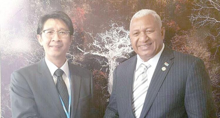Fiji 'Honoured' To Chair COP23