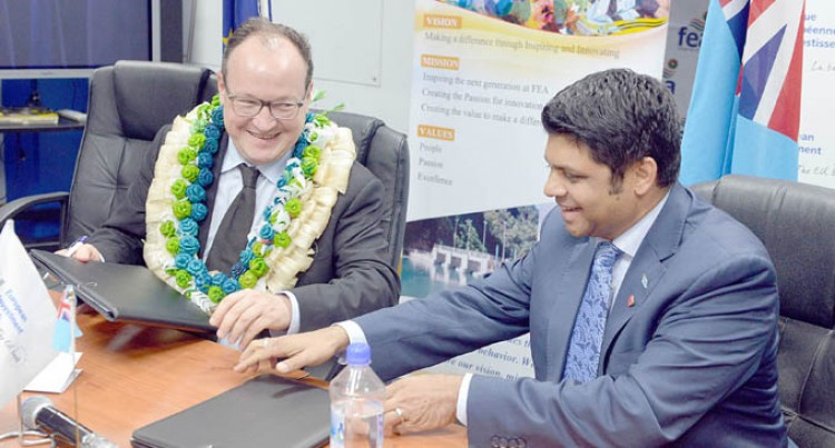 European Investment Bank Signs Extension Of Technical Assistance With FEA