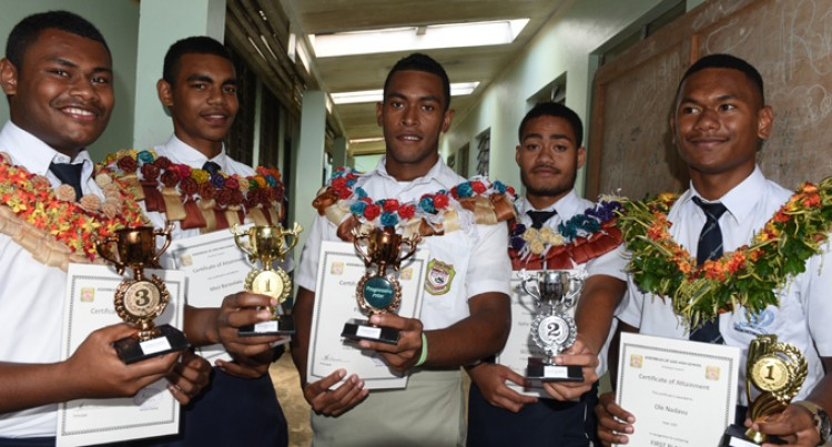Three QVS Score A Hat-Trick In Year 12 At Their Adopted School