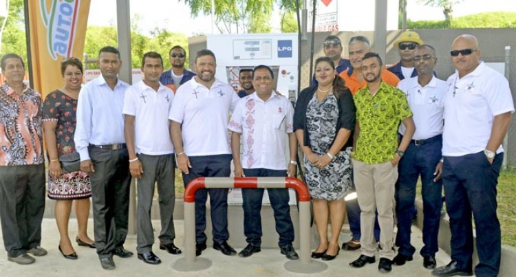 Two Auto Gas Stations Worth Over $200K Opens In West