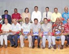 Twelve Honoured For Contribution