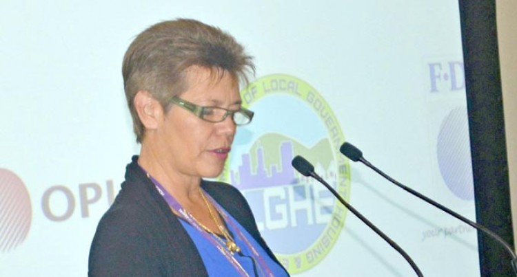 Fiji Eyes Association Of Planners
