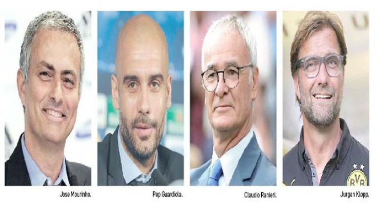 Lessons From Top Football Managers