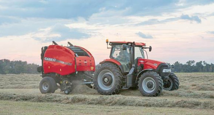 Case IH Ensures You Get More From Land And Equipment