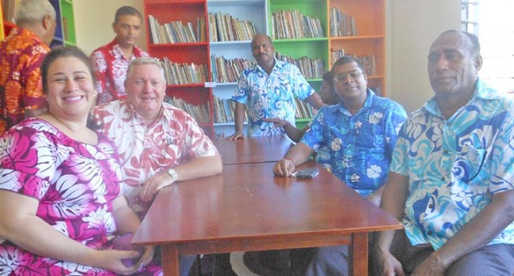 Outrigger Resort Lauds Government's Work