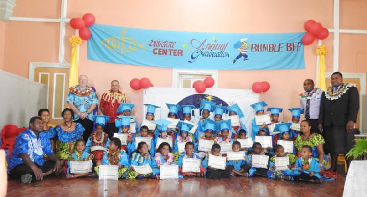 Little Ones Graduate Despite Winston Woes