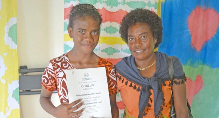 Farmer Proud of Daughter's Achievement