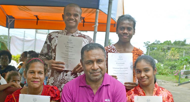 Ability Shine Centre Opens In Labasa