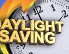 Daylight Saving Ends On Sunday