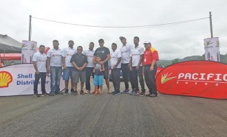 Nath Crowned Winner Of Pacific Energy Shell Lubricants Drag Race Series