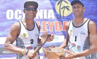 Fijian Teams On Track
