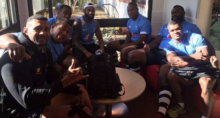 Flying Fijians Prepare For Tour Opener