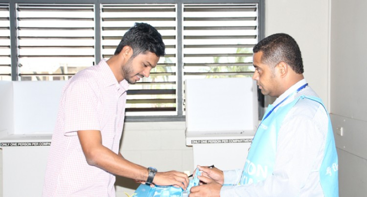 2016 Fiji National University Students  Association Elections – The First