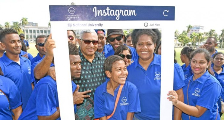PM's Advice To Students:  Choose Career You Like