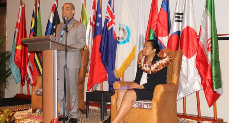 Rise Up To Global Challenges, Threats Across All Our Borders, Customs Meeting Here Urged