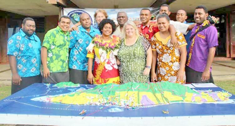 P3DM Of Taveuni Island Introduced