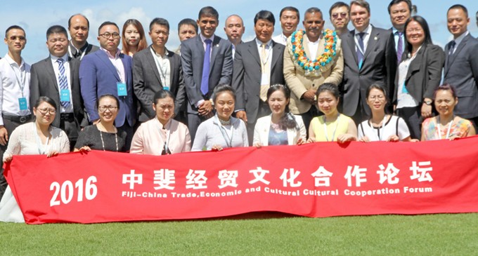 China Registers Highest Investors In Fiji: Koya