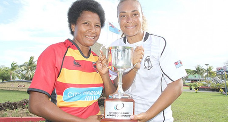 All Eyes On Women's Rugby World Cup Spot