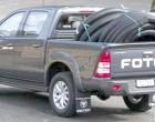 Foton Tunland – Powered  by Cummins Diesel Engine