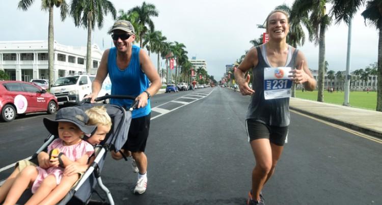 More Runners Join Suva Marathon