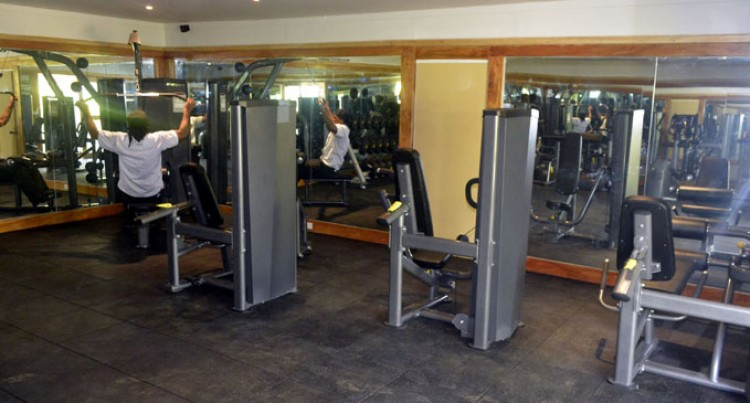 Resort Opens $80K GYM Facility