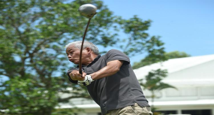 Litzhiem Wins Golf Competition