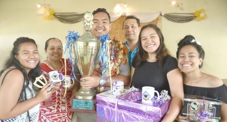 Samoan Named Dux at Suva Grammar