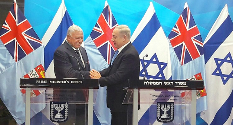 Fiji Seeks Stronger Ties With Israel