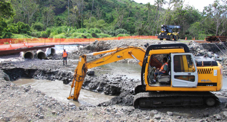 Three Ovalau Bridges To Be Replaced