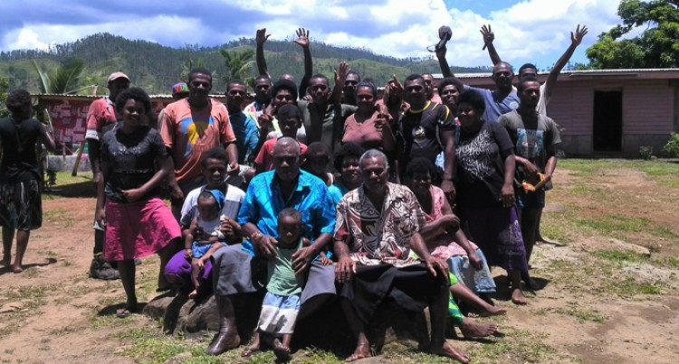 Cirisobu Celebrates New Water Supply