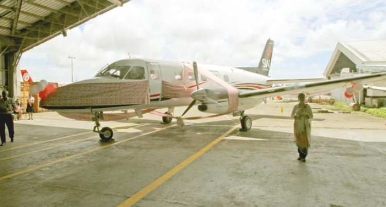 Northern Air Gets A New 20- Seater Aircraft