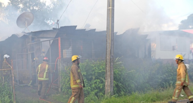 Fire Damages Two Homes In Suva
